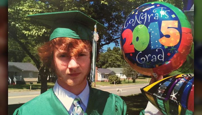 19-year-old Mason Cox died tragically in a wood chipper accident on his first day on the job.