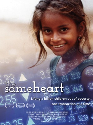 """The Same Heart"" is a documentary film exploring the need for revenues to protect children and how a financial transaction tax might work."